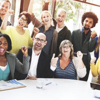 Mitarbeiterumzüge machen glücklich
