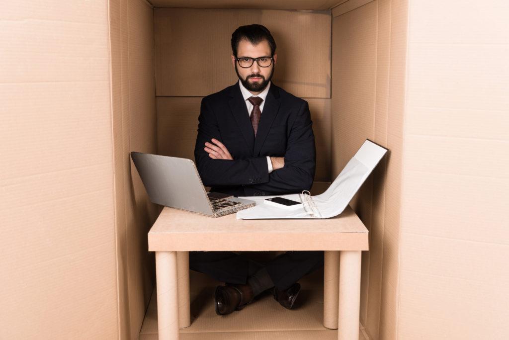 Büro zu klein? Dann muss ein Büro Umzug oder Firmenumzug her.